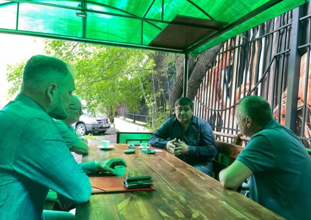 В Центрально-Сибирской торгово-промышленной палате обсудили возможности по привлечению инвестиций в лесопромышленный комплекс